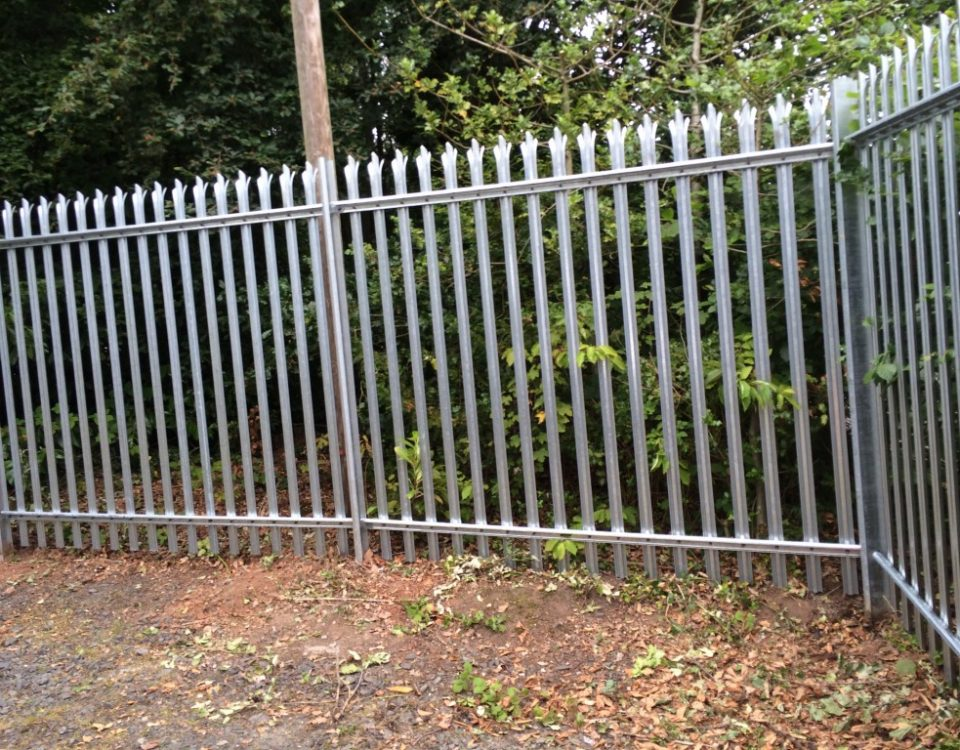 palisade fencing 2 cla fabrications professional service for all your fabrication needs. Black Bedroom Furniture Sets. Home Design Ideas